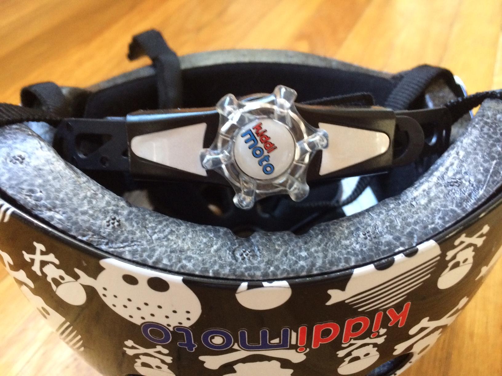 Kiddimoto Helmet Fit Wheel