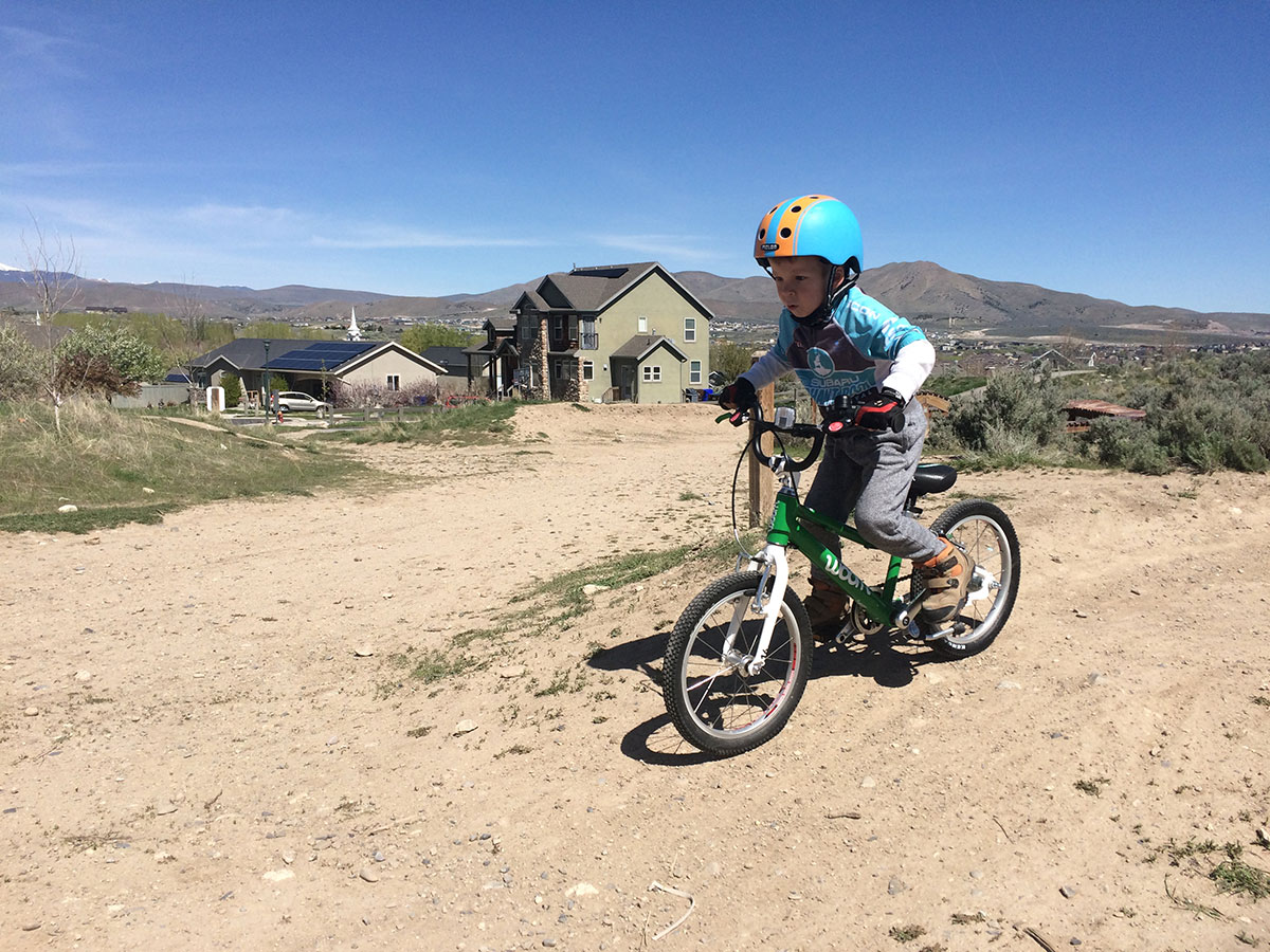 Spindaroos Kids Bike Jersey