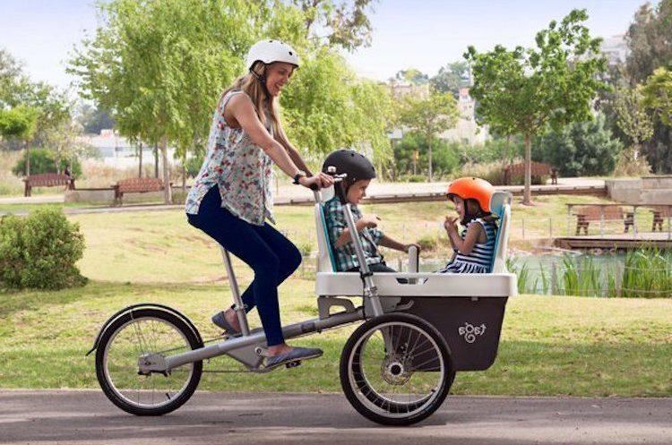 Family Bikes The Best Cargo Bikes For Hauling Kids