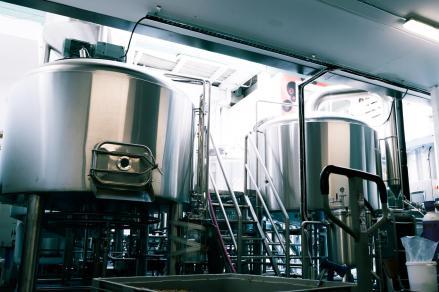 brewhouse wide landscape
