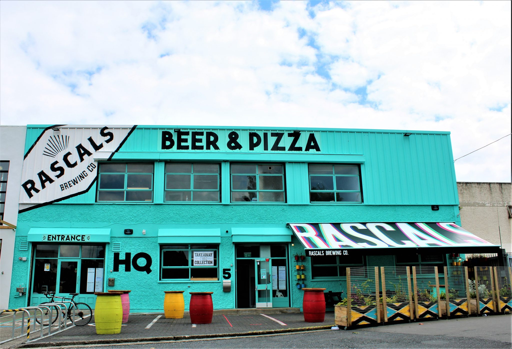 Rascals Brewing Co., Dublin | Taproom, Off-Licence & Pizza Restaurant