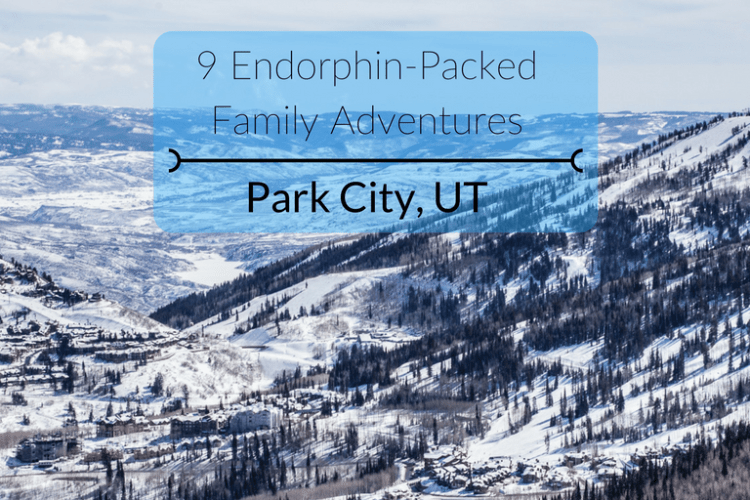 9 Endorphin-Packed Family Adventures in Park City, UT