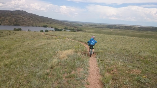 Curt Gowdy State Park Mountain BIking