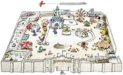 Dismaland-Banksy-map