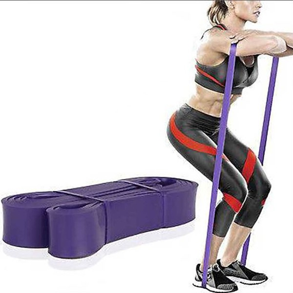 Elastic Workout Exercise Pull-Up Assist Bands -SINGLE BAND