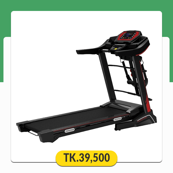DK-05AJ Foldable Multifunction Motorized Treadmill