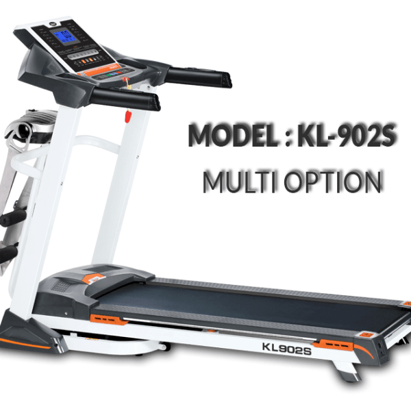 KL902S Multi-function Foldable Motorized Treadmill