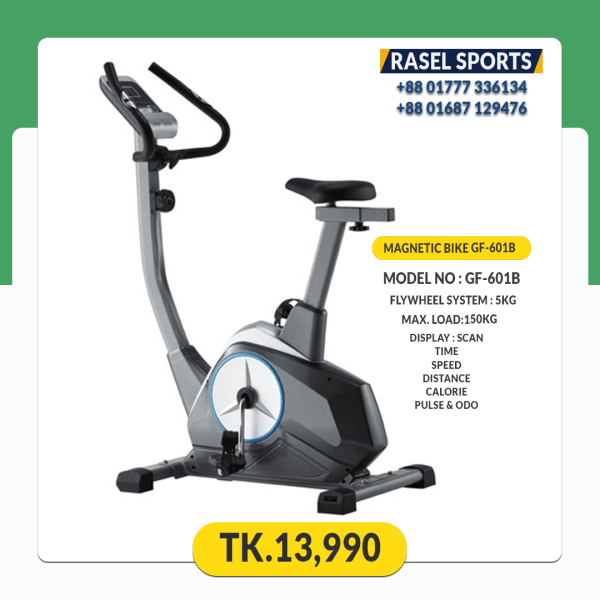 Magnetic Exercise Bike 601B