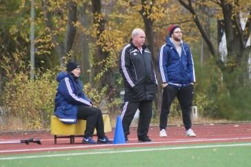 Für BSC-Coach Harald Lindner war das Spiel teilweise zum Haareraufen.
