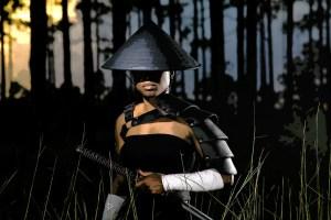 bahamian photographer isamurai women warrior