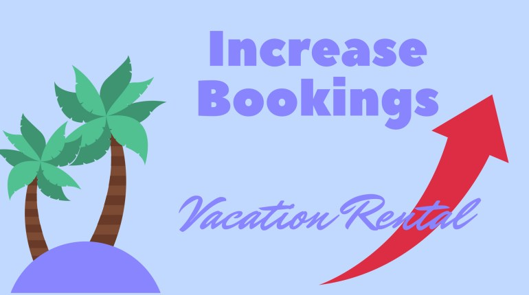 Bahamas Vacation Rentals Increased Bookings