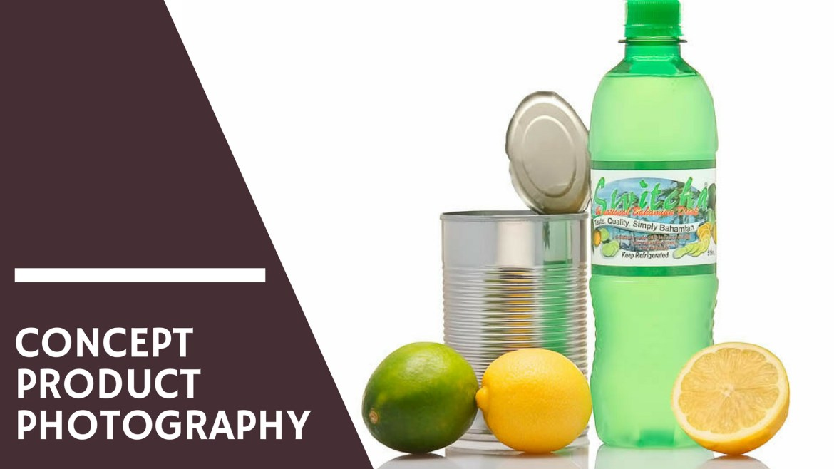 The creative process behind concept product photography?