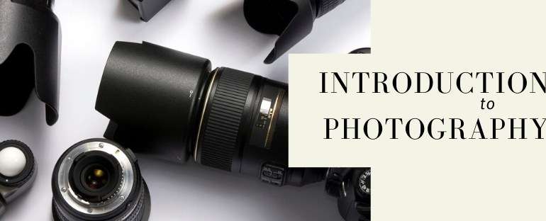 Introduction to Photography Beginners Course