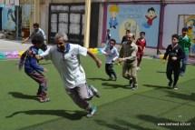 أنشطة رياضية بين الآباء والأبناء بفرع معين إنجليزي (7)