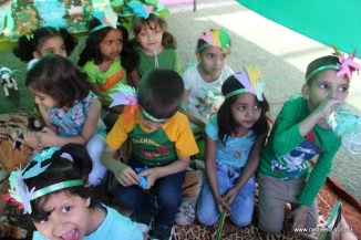 مخيم مدرسي في اختتام أنشطة التمهيدي - مدارس الرشيد الحديثة (11)