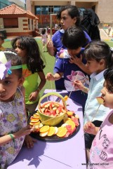 مخيم مدرسي في اختتام أنشطة التمهيدي - مدارس الرشيد الحديثة (25)