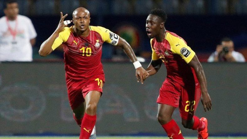 GHANAIANS DISAPPOINTED OVER YESTERDAYS MATCH