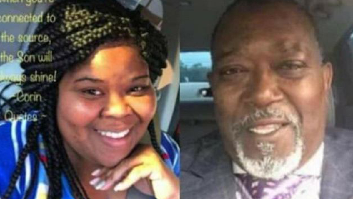 Photos of the Lady in the Viral Video with Pastor Wilson surfaces