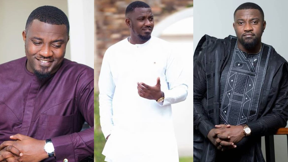 John Dumelo calls for twice a week wearing of 'Made In Ghana clothes,' says it will create jobs