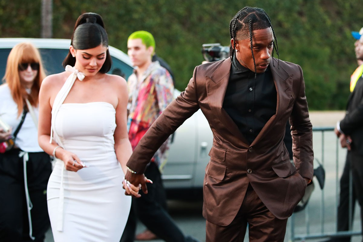 Travis Scott & Kylie Jenner Split Up