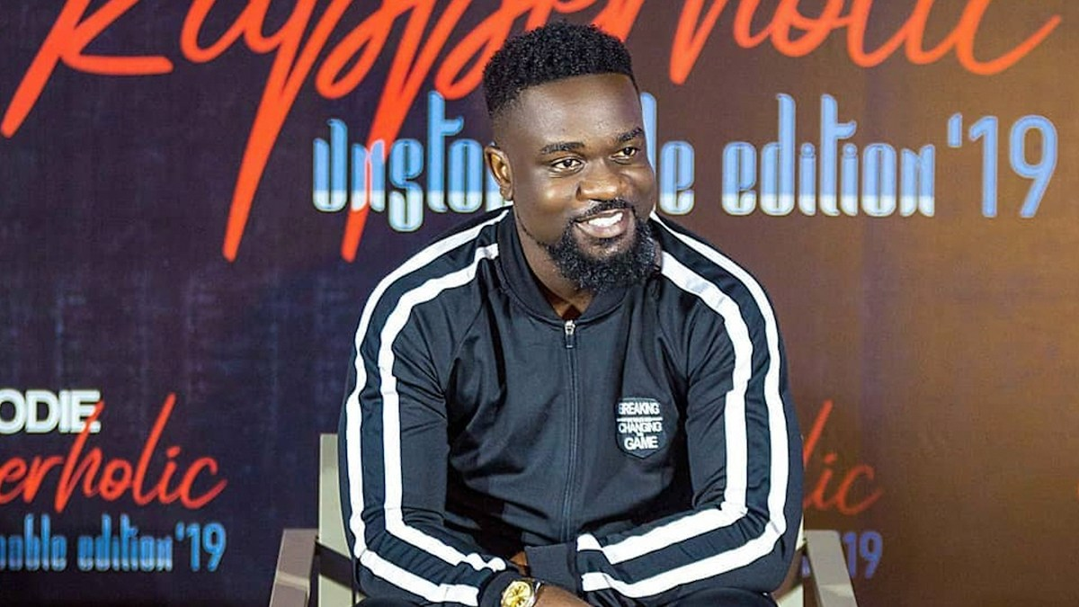 Watch: Sarkodie's Performance At Rapperholic 2019