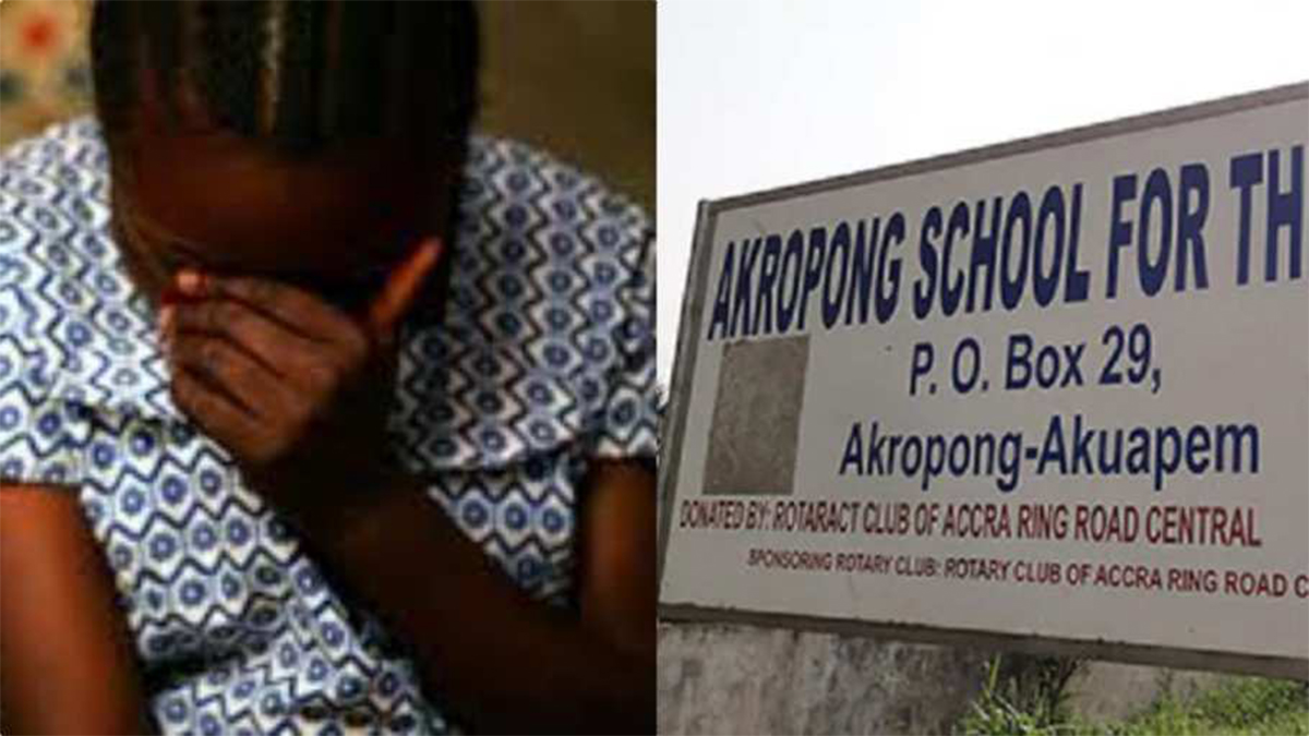 School Chaplain caught raping blind student in classroom