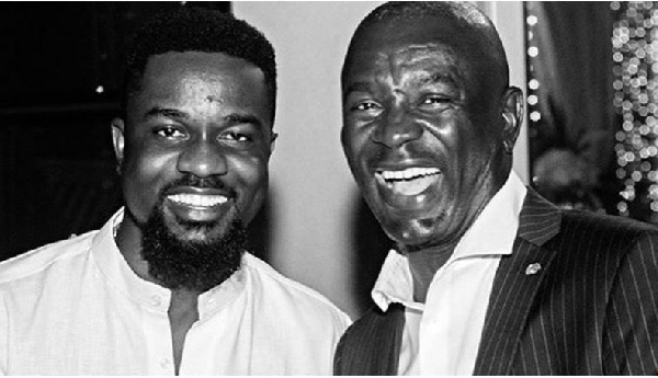 Sarkodie breaks his silence on Kofi Amoabeng's arrest