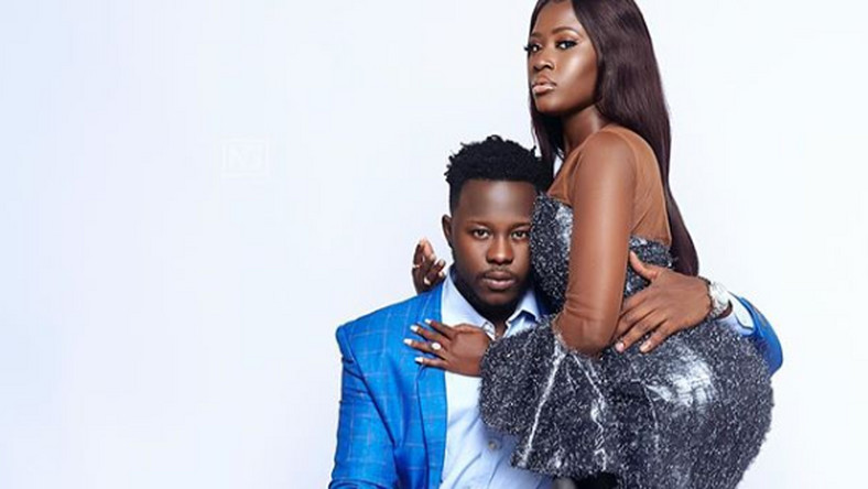 Fella Makafui Unfollows And Deletes All Photos Of Medikal from Her Social Media Page