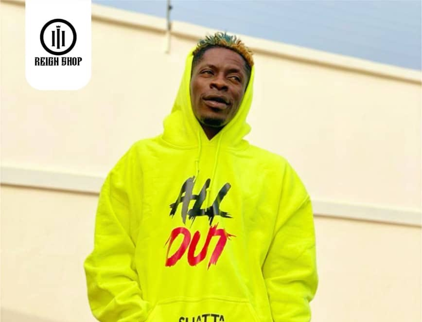 Shatta Wale Unveils New Clothing Line – See First Photos & Prices