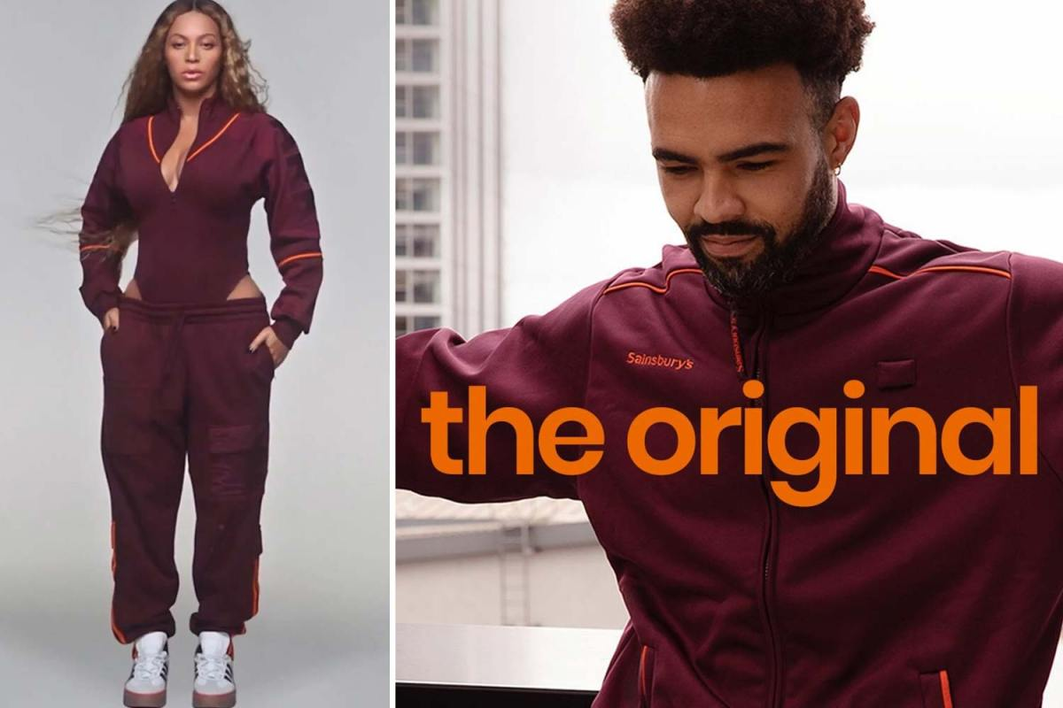 Sainsbury's compares Beyoncé's Ivy Park range to its uniform and Twitter loses it