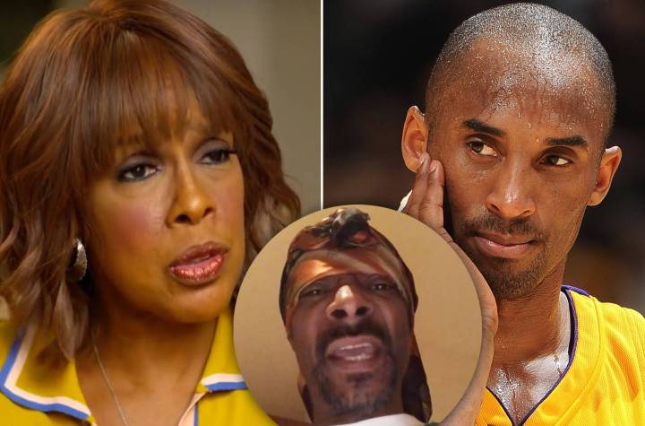 Snoop Dogg slams Gayle King over CBS clip about Kobe Bryant