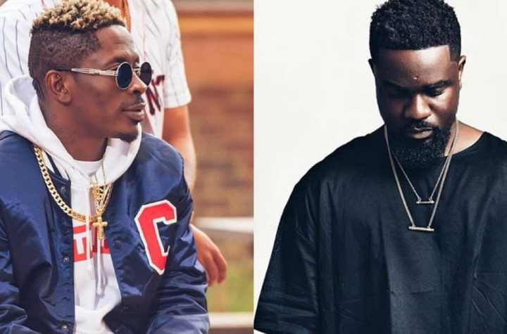 You And Your Fans Fool Too Much – Shatta Wale Descends On Sarkodie