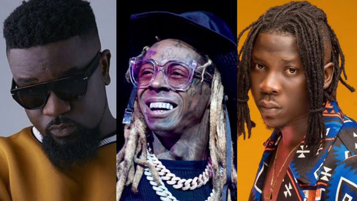 Sarkodie & Stonebwoy to share stage with Lil Wayne at Beale Street Music Festival 2020