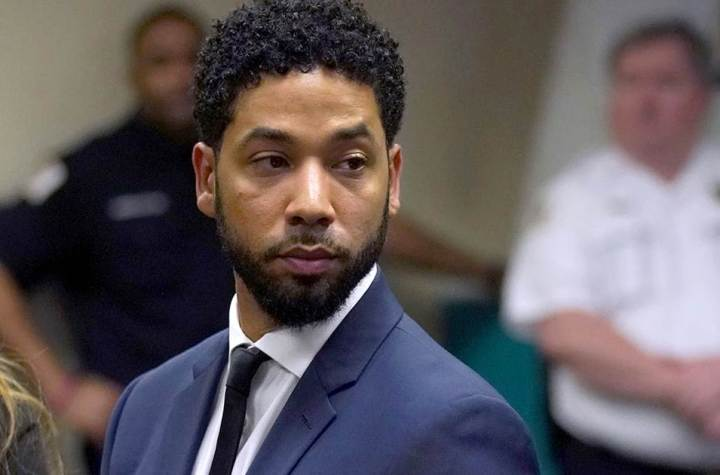 Empire actor Jussie Smollett indicted again over alleged fake race attack