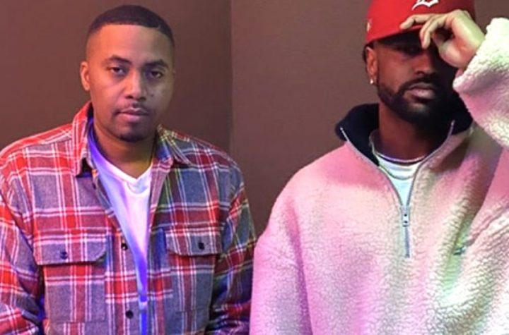 Nas Is Working On A New Album According To Big Sean