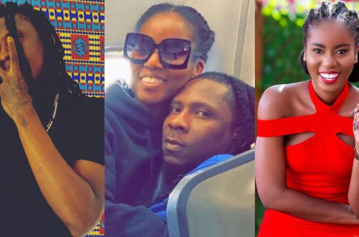 Mugeez Confirm dating rumours with Mzvee.