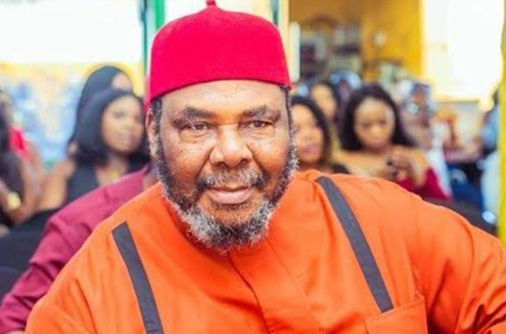 Pete Edochie Narrates How People Become Gay