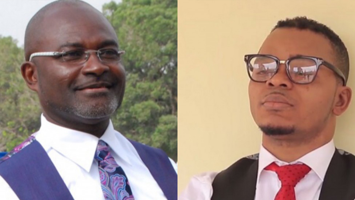 Kennedy Agyapong Mocks Bishop Obinim For Collapsing After He Was Arrested