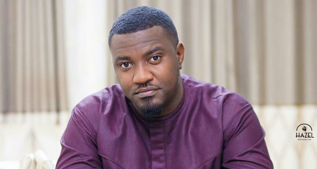 I'm not into politics to loot the people – John Dumelo