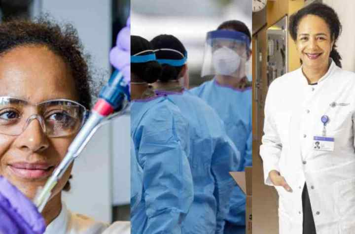 Meet Marylyn Addo, the Ghanaian leading German research efforts to combat COVID-19