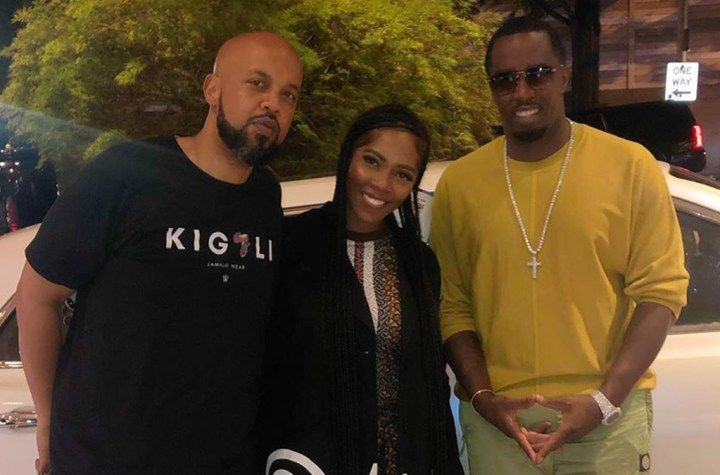 The Priceless Moment Diddy proved he's Tiwa Savage's Biggest Fan