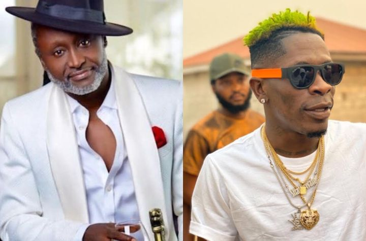 You sell Waakye and live in your father's house - Shatta Wale to Reggie Rockstone