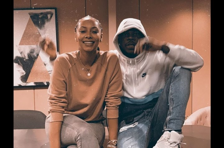 I'm Blessed To Be Part of Stonebwoy's 'Anloga Junction' Album – Keri Hilson