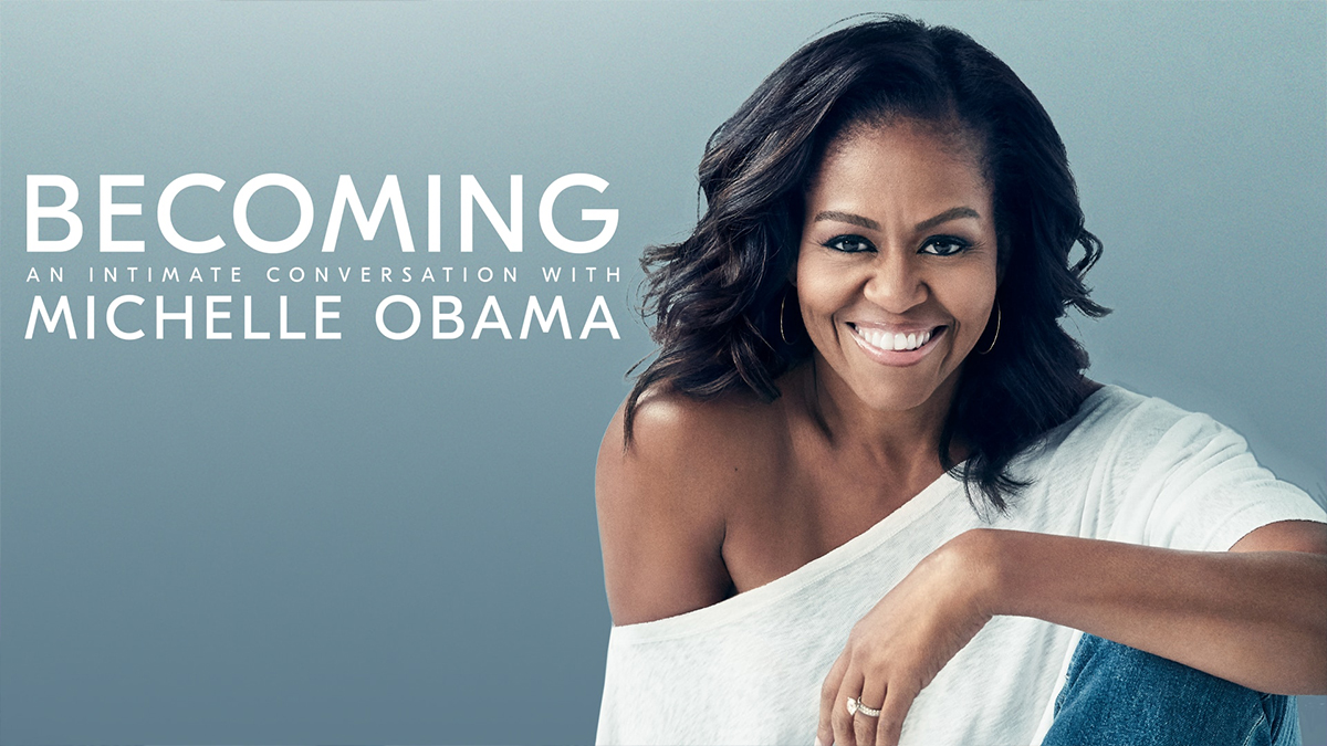 "Trailer Drops For Michelle Obama's Netflix Documentary ""Becoming"""