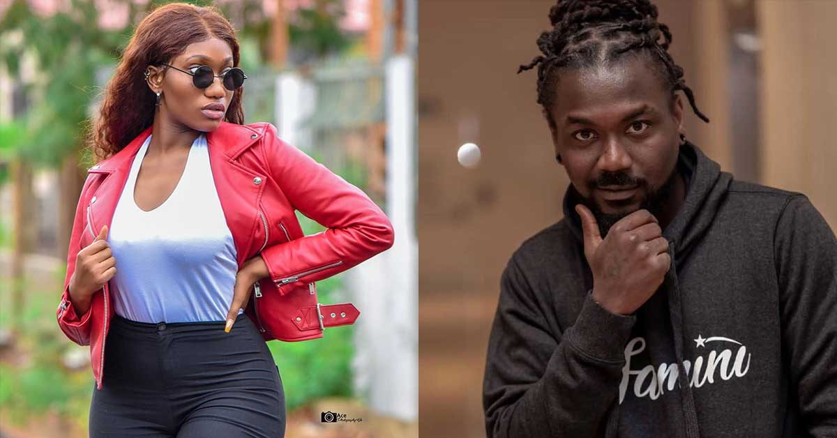 Samini replies Wendy Shay for disrespecting him. | Screenshot
