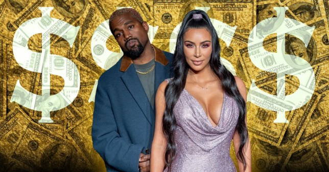 Kanye West congratulates wife Kim Kardashian on 'becoming a billionaire'