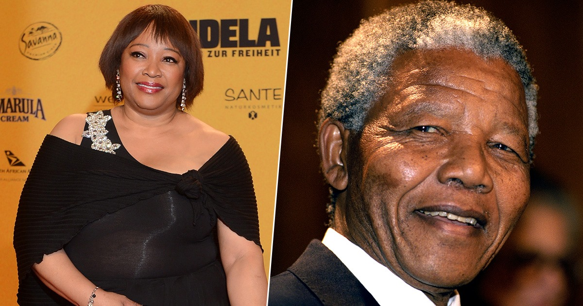 Nelson Mandela's daughter Zindzi dies in Johannesburg at the age of 59