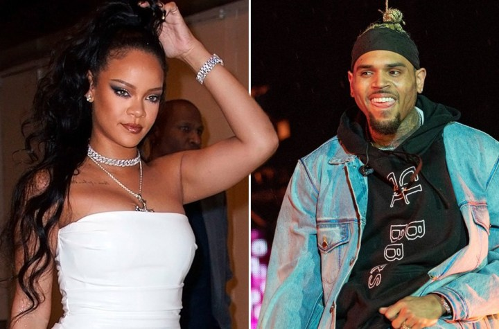 Chris Brown Is The Love Of My Life – Rihanna Admits