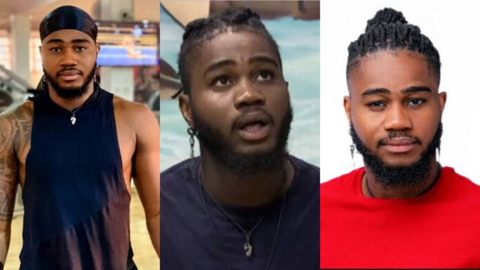 #BBNaija: Praise Evicted From The Big Brother Lockdown House