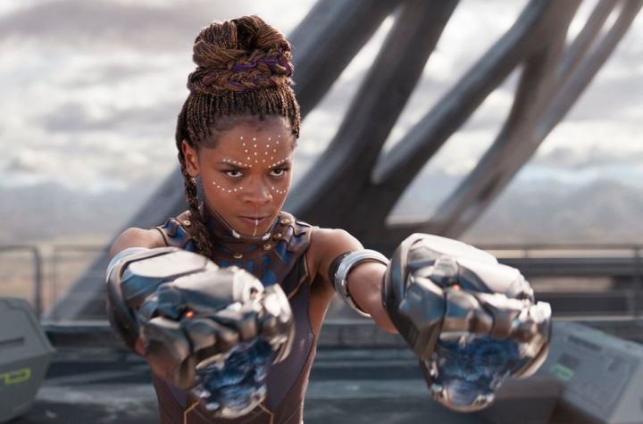 Black Panther 2 Letitia Wright star hospitalised after injury on set